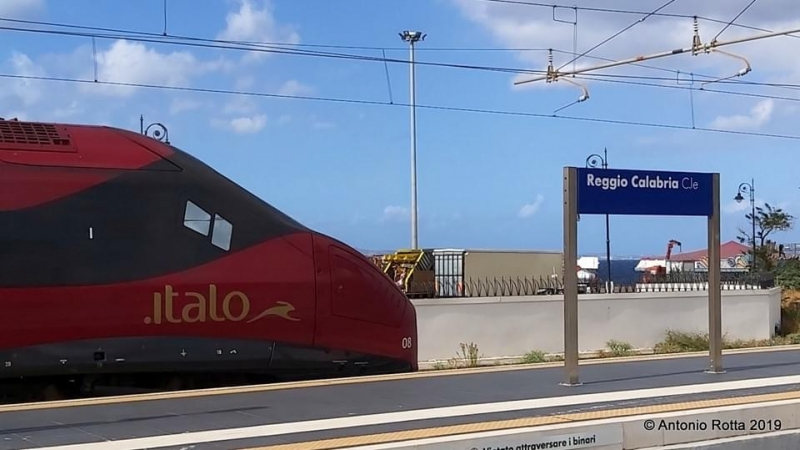 Ferrovie, Italo Treno da Giugno in Calabria? [VIDEO]